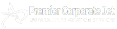 Premier Corporate Jet Logo